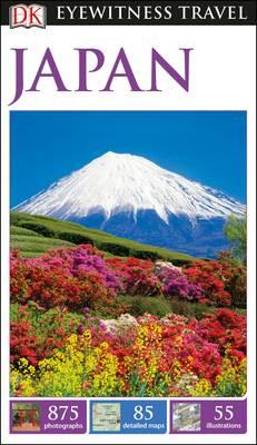 DK Eyewitness Travel Guide Japan (BOK)