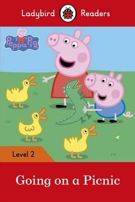 Peppa Pig: Going on a Picnic - Ladybird Readers Level 2 (BOK)