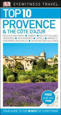 Top 10 Provence and the Cote d'Azur (BOK)