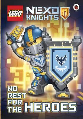 Lego NEXO Knights: No Rest for the Heroes (BOK)