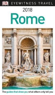 DK Eyewitness Travel Guide Rome (BOK)