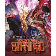 Produktbilde for Mysterious World of Doctor Strange (BOK)