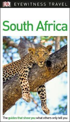 DK Eyewitness Travel Guide South Africa (BOK)