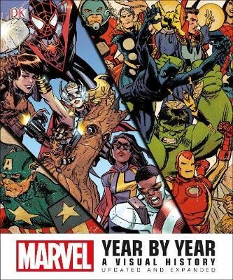 Marvel Year by Year Updated and Expanded (BOK)