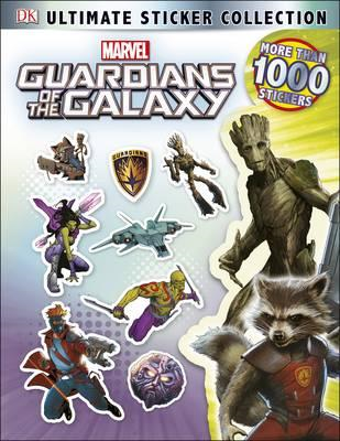Guardians of the Galaxy Ultimate Sticker Collection (BOK)