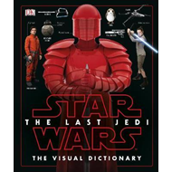 Star Wars The Last Jedi (TM) Visual Dictionary (BOK)