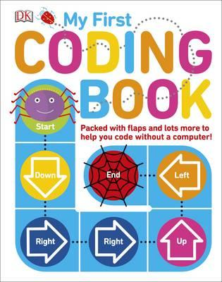 My First Coding Book (BOK)