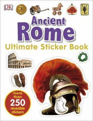 Ancient Rome Ultimate Sticker Book (BOK)