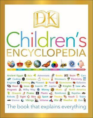 DK Children's Encyclopedia (BOK)