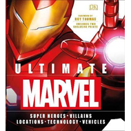 Produktbilde for Ultimate Marvel (BOK)