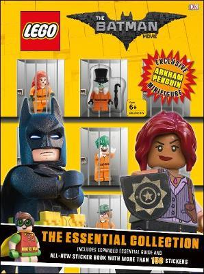 LEGO (R) BATMAN MOVIE The Essential Collection (BOK)