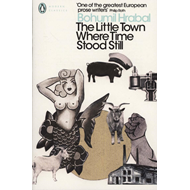 Little Town Where Time Stood Still (BOK)