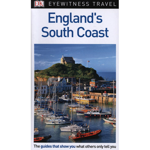 DK Eyewitness Travel Guide England's South Coast (BOK)