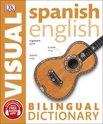 Spanish English Bilingual Visual Dictionary (BOK)