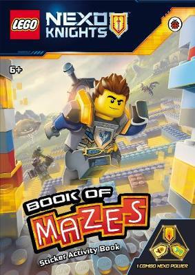 LEGO NEXO KNIGHTS: Book of Mazes (BOK)