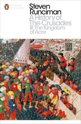History of the Crusades III (BOK)