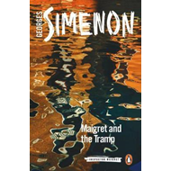 Maigret and the Tramp (BOK)