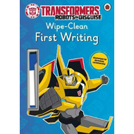Transformers: Robots in Disguise - Wipe-Clean First Writing (BOK)