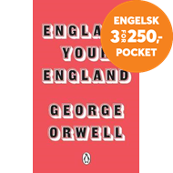 Produktbilde for England Your England (BOK)
