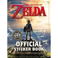 Legend of Zelda: Official Sticker Book (BOK)