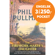 Produktbilde for The Firework-Maker's Daughter (BOK)