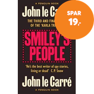 Produktbilde for Smiley's People (BOK)