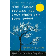 Things You Can See Only When You Slow Down (BOK)
