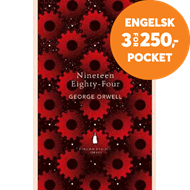 Produktbilde for Nineteen Eighty-Four (BOK)