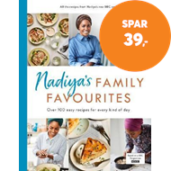 Produktbilde for Nadiya's Family Favourites - Easy, beautiful and show-stopping recipes for every day (BOK)