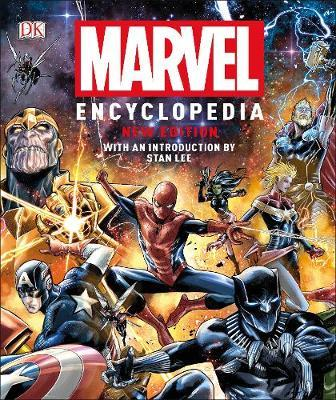 Marvel Encyclopedia New Edition (BOK)