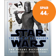 Produktbilde for Star Wars The Rise of Skywalker The Visual Dictionary (BOK)