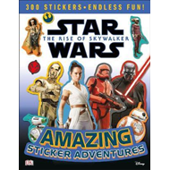 Produktbilde for Star Wars The Rise of Skywalker Amazing Sticker Adventures (BOK)