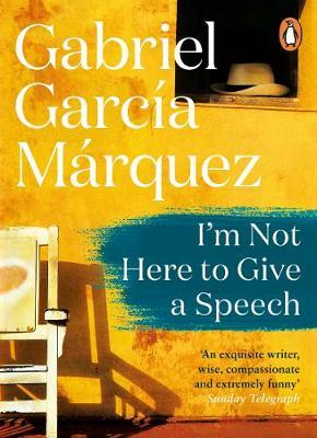 I'm Not Here to Give a Speech (BOK)