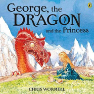 George, the Dragon and the Princess (BOK)