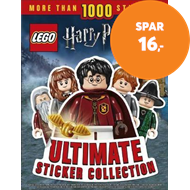 Produktbilde for LEGO Harry Potter Ultimate Sticker Collection (BOK)