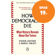 Produktbilde for How Democracies Die (BOK)