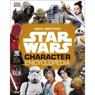 Produktbilde for Star Wars Character Encyclopedia New Edition (BOK)