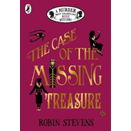 Produktbilde for Case of the Missing Treasure: A Murder Most Unladylike Mini (BOK)