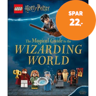 Produktbilde for LEGO Harry Potter The Magical Guide to the Wizarding World (BOK)