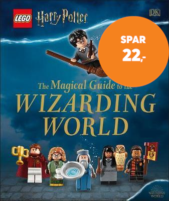 LEGO Harry Potter The Magical Guide to the Wizarding World (BOK)