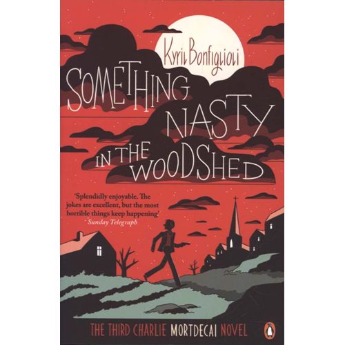 Something Nasty in the Woodshed (BOK)