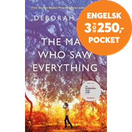 Produktbilde for Man Who Saw Everything (BOK)