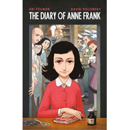 Produktbilde for Anne Frank's Diary: The Graphic Adaptation (BOK)