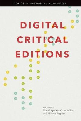Digital Critical Editions (BOK)