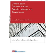 Central Bank Communication, Decision Making, and Governance (BOK)