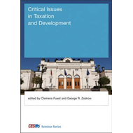 Critical Issues in Taxation and Development (BOK)
