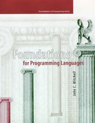 Foundations for Programming Languages (BOK)