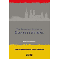 Economic Effects of Constitutions (BOK)