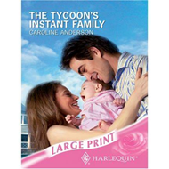 Tycoon's Instant Family (BOK)