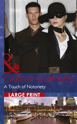 Touch Of Notoriety (BOK)